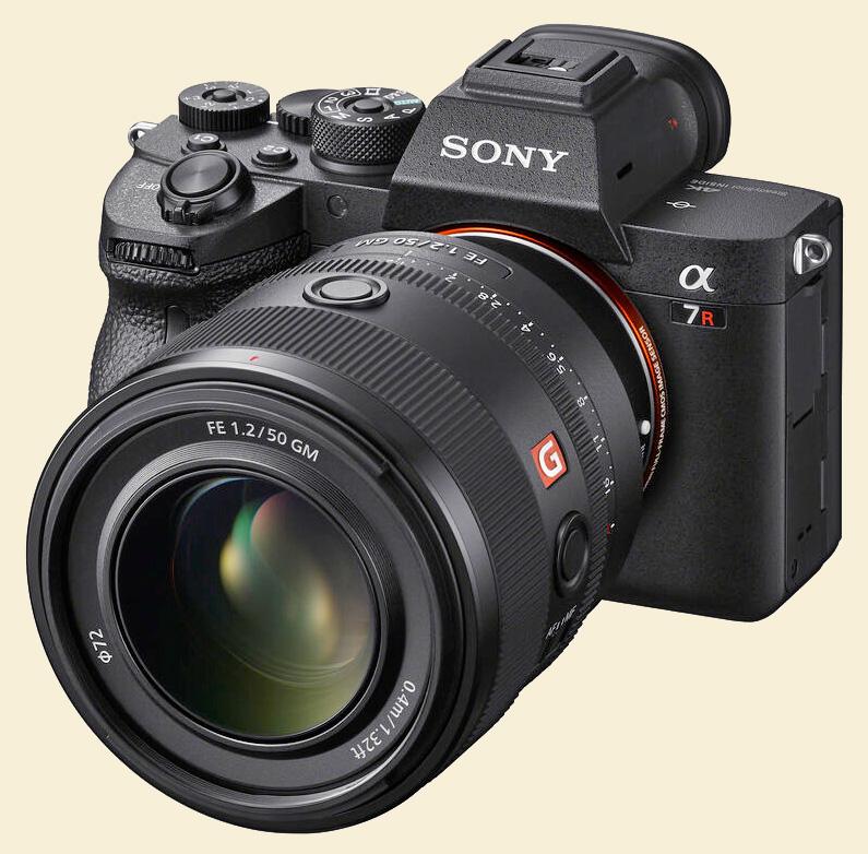G master 50mm