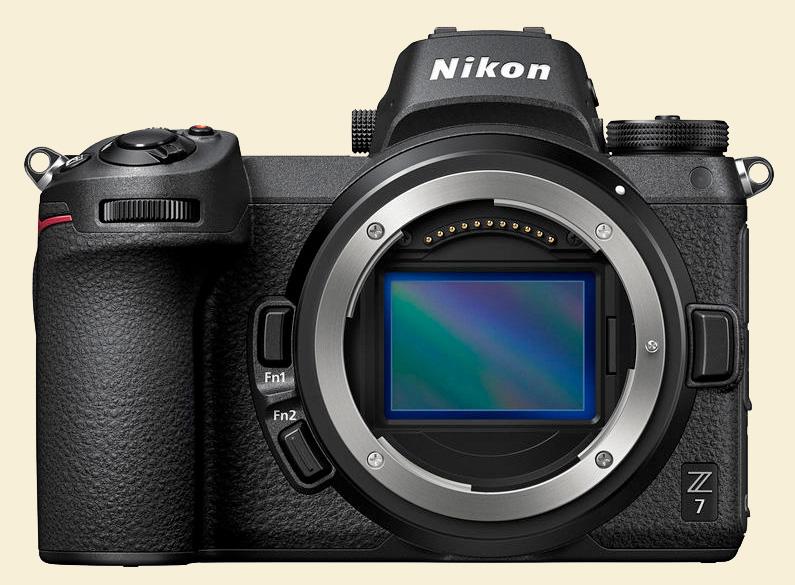 Nikon Z7-2