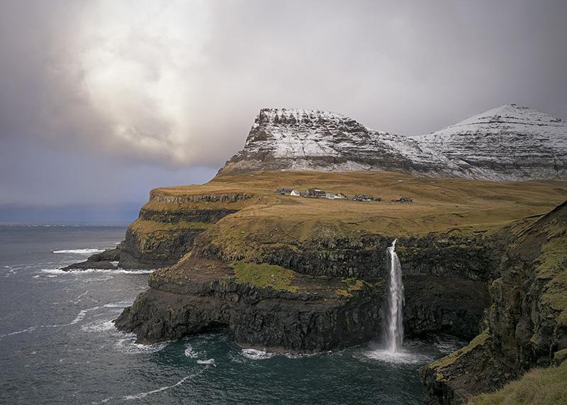 McLean Faroes