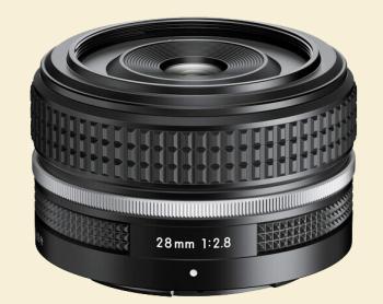 Nikon 28mm se