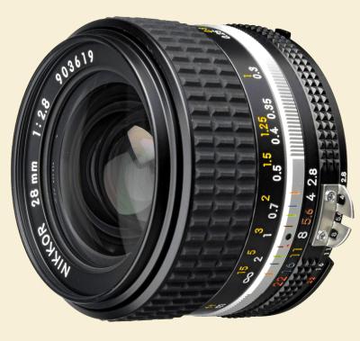Nikon 28mm ais