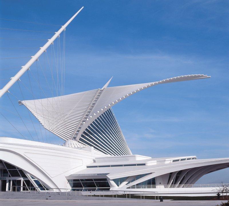 Autor Arq Santiago Calatrava
